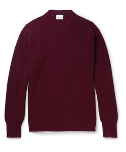 Kingsman | Ribbed Cashmere Sweater