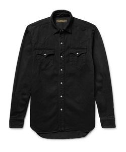Freemans Sporting Club | Denim Western Shirt