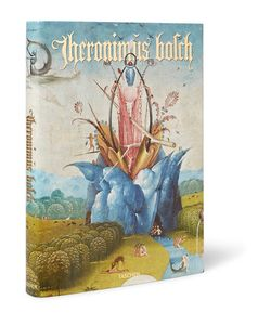 Taschen | Hieronymus Bosch The Complete Works Hardcover Book