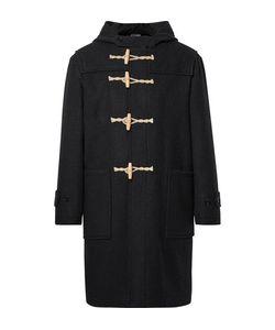 MARGARET HOWELL | Mhl Melton Wool Hooded Duffle Coat