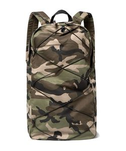 NONNATIVE | Camouflage-Print Canvas Backpack