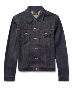 JEAN SHOP | Wayne Raw Selvedge Deni Jacket