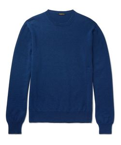 RUBINACCI | Slim-Fit Cashmere Sweater