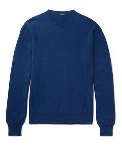 RUBINACCI | Slim-Fit Cashmere Sweater