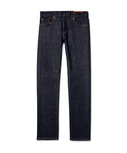 JEAN SHOP | Jim Skinny-Fit Selvedge Denim Jeans