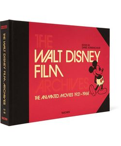 Taschen | The Walt Disney Film Archives The Animated Movies 1921-1968 Hardcover Book