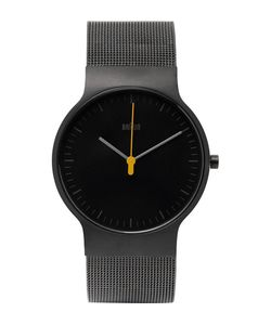 Braun | Bn0211 Classic Slim Stainless Steel Mesh Watch