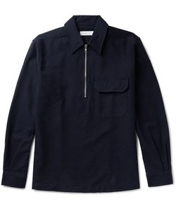 Several | Cotton And Wool-Blend Shirt Jacket