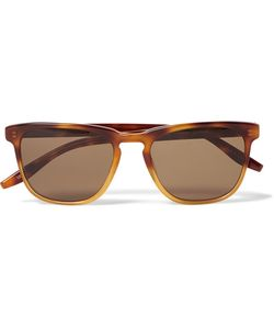 BARTON PERREIRA   Cutrone Square-Frame Acetate Polarised Sunglasses