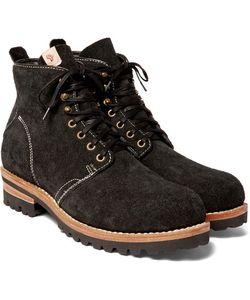 Visvim | Zermatt Suede Boots