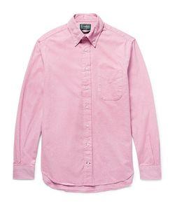 Gitman Vintage | Button-Down Collar Cotton Oxford Shirt