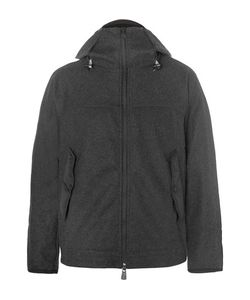 Moncler Grenoble | Shell-Trimmed Fleece Mid-Layer Jacket