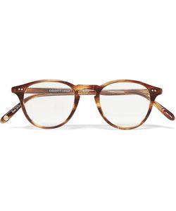 Garrett Leight California Optical | Hampton Round-Frame Acetate Optical Glasses