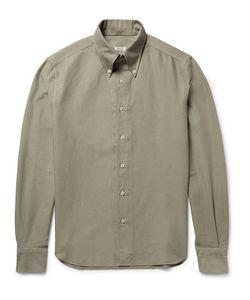 Eidos | Courtier Button-Down Collar Cotton Hirt