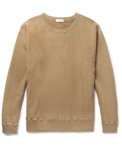 NONNATIVE | Dweller Fleece-Back Cotton-Jersey Sweatshirt