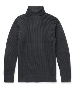 NONNATIVE | Tourist Ribbed Wool-Blend Rollneck Sweater