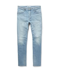 NONNATIVE   Dweller Slim-Fit Washed Stretch-Denim Jeans
