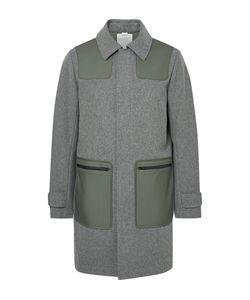 Under Armour Sportswear | Fieldhoue Hell-Panelled Wool Coat