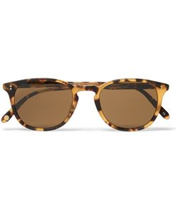 Garrett Leight California Optical | Kinney 49 D-Frame Acetate Sunglasses