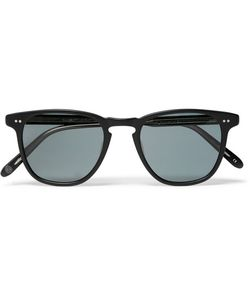 Garrett Leight California Optical | Brooks 47 D-Frame Acetate Polarised Sunglasses