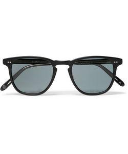 Garrett Leight California Optical | Brooks 47 D-Frame Acetate Polarised Sunglasses