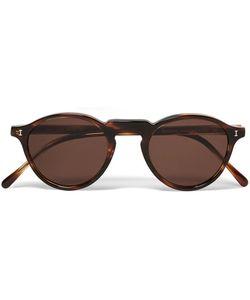 ILLESTEVA | Capri Round-Frame Acetate Sunglasses