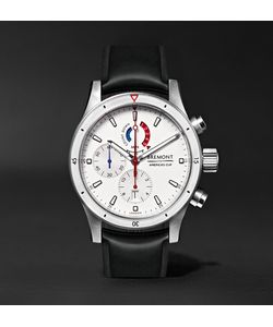 Bremont | Oracle Team Usa Regatta Titanium And Rubber Chronograph Watch
