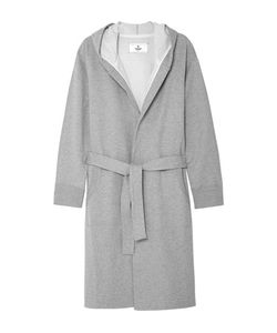 Reigning Champ | Loopback Cotton-Jersey Robe