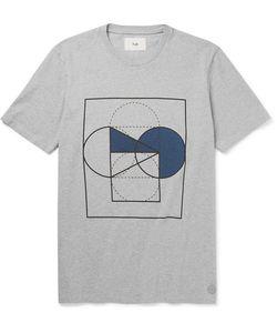 Folk | Printed Cotton-Jersy T-Shirt
