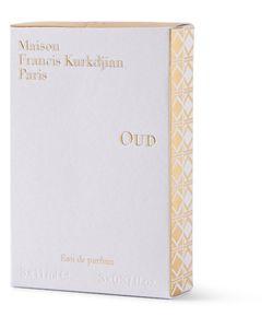 Maison Francis Kurkdjian   Oud Eau De Parfum Set 3 X 11ml