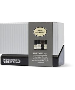 The Art of Shaving | Unscented Initiation Kit