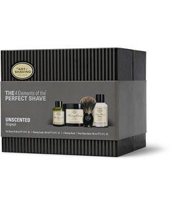 The Art of Shaving | Full- Unscented Shaving Kit