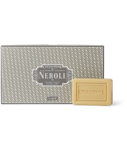 Czech & Speake | Set Of Three Neroli Soap Bars 3 X 75g