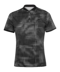 Nike Tennis | Advantage Premier Printed Dri-Fit Polo Hirt