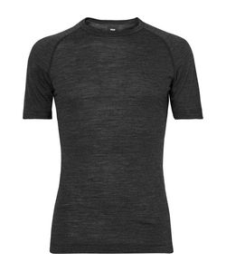 Soar Running | Wool And Ilk-Blend Bae Layer T-Hirt