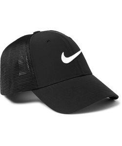 Nike Golf   Legacy 91 Mesh-Panelled Baseball Cap