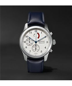 Bremont | Americas Cup Regatta Stainless Steel And Rubber Chronograph Watch