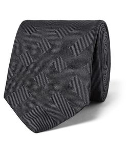 Burberry | 6cm Checked Silk-Jacquard Tie