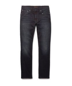 Nudie Jeans Co | Lean Dean Slim-Fit Dry Organic Stretch-Denim Jeans