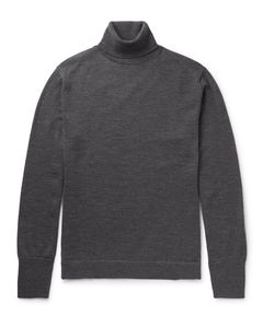 Officine Generale | Nina Slim-Fit Merino Wool Rollneck Sweater