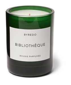 Byredo | Bibliothèque Scented Candle 240g