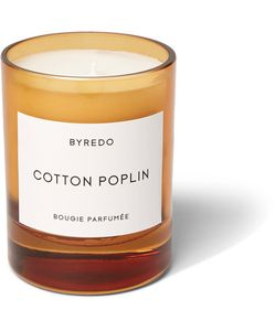 Byredo | Cotton Poplin Scented Candle 240g