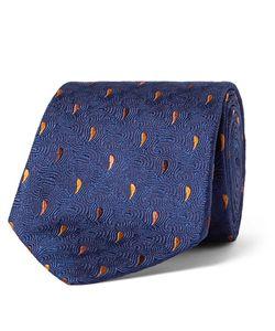 Turnbull & Asser | 8cm Paisley Silk-Jacquard Tie