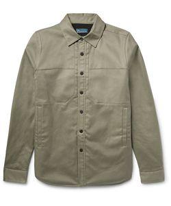 Under Armour Sportswear | Fieldhoue Faux Hearling-Lined Cotton-Twill Hirt