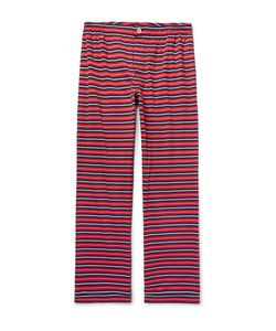 Sleepy Jones | Marcel Triped Cotton-Jerey Pyjama Trouer