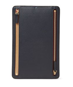 Smythson | Burlington Full-Grain Leather Currency Case