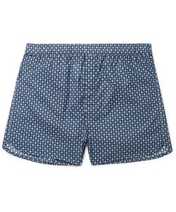 Derek Rose | Neson Printed Cotton Boxer Shorts