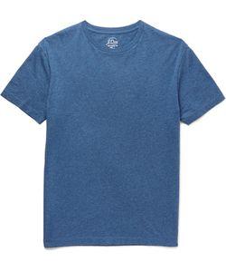 J.Crew | Slim-Fit Broken-In Mélange Cotton-Jersey T-Shirt