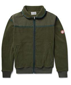 CAV EMPT | Panelled Fleece Jacket