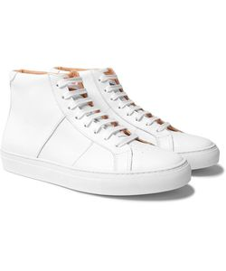 Greats | The Royale Leather High-Top Sneakers